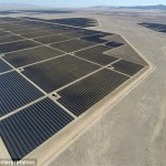Topaz Solar Farm, California