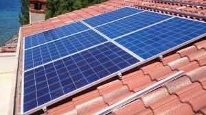 G-Solar paneli, Korčula